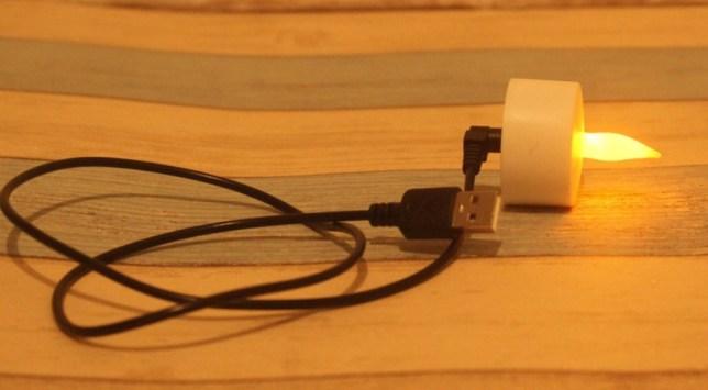 USB theelicht
