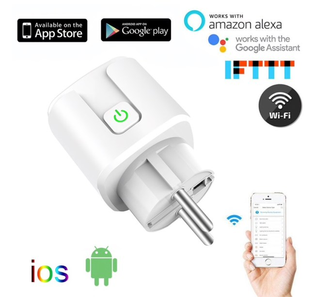 smart home stopcontact wifi