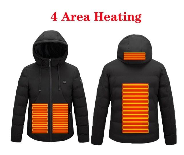 jack met elektrische verwarming