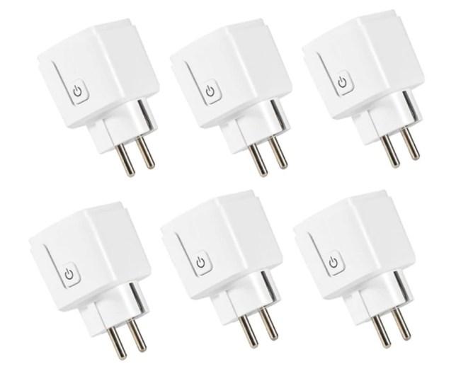 wifi stroomstekker smart power plug stekker