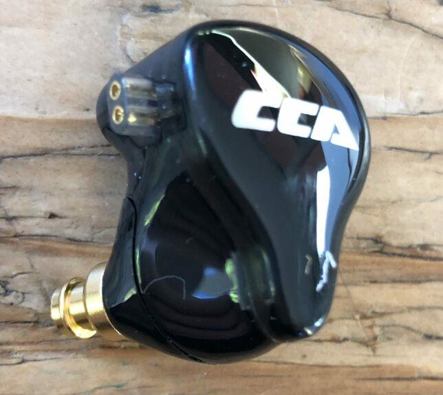 CCA CA-16 review: uiterlijk