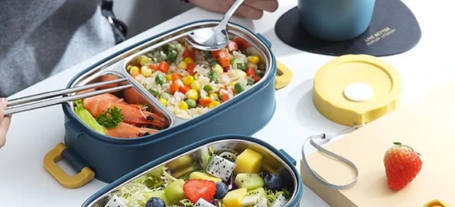tupperware lunchbox