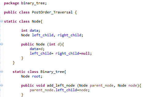 Coding Challenge Day-33: Problem 2: Post-Order Traversal of Binary Tree
