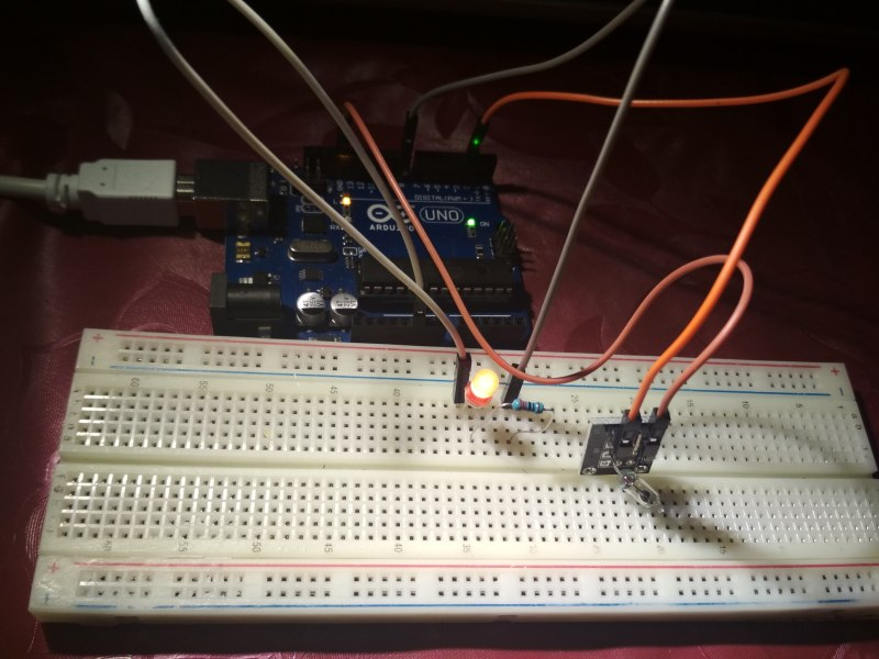Arduino Beginner Series: Project 13: Tilt Sensing LED