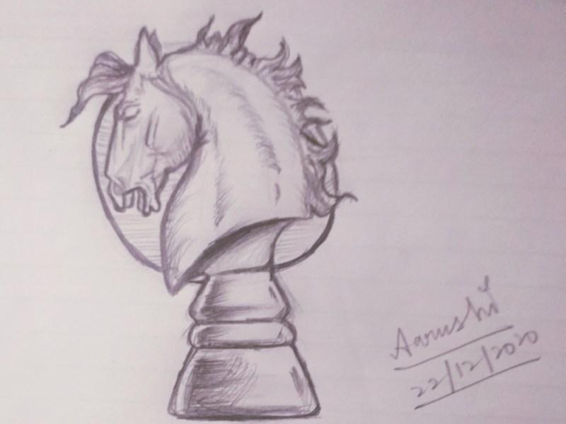 Horse Chess Piece