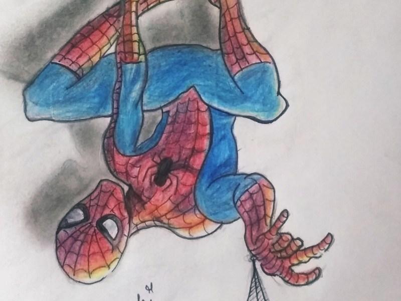 Spider man Sketch