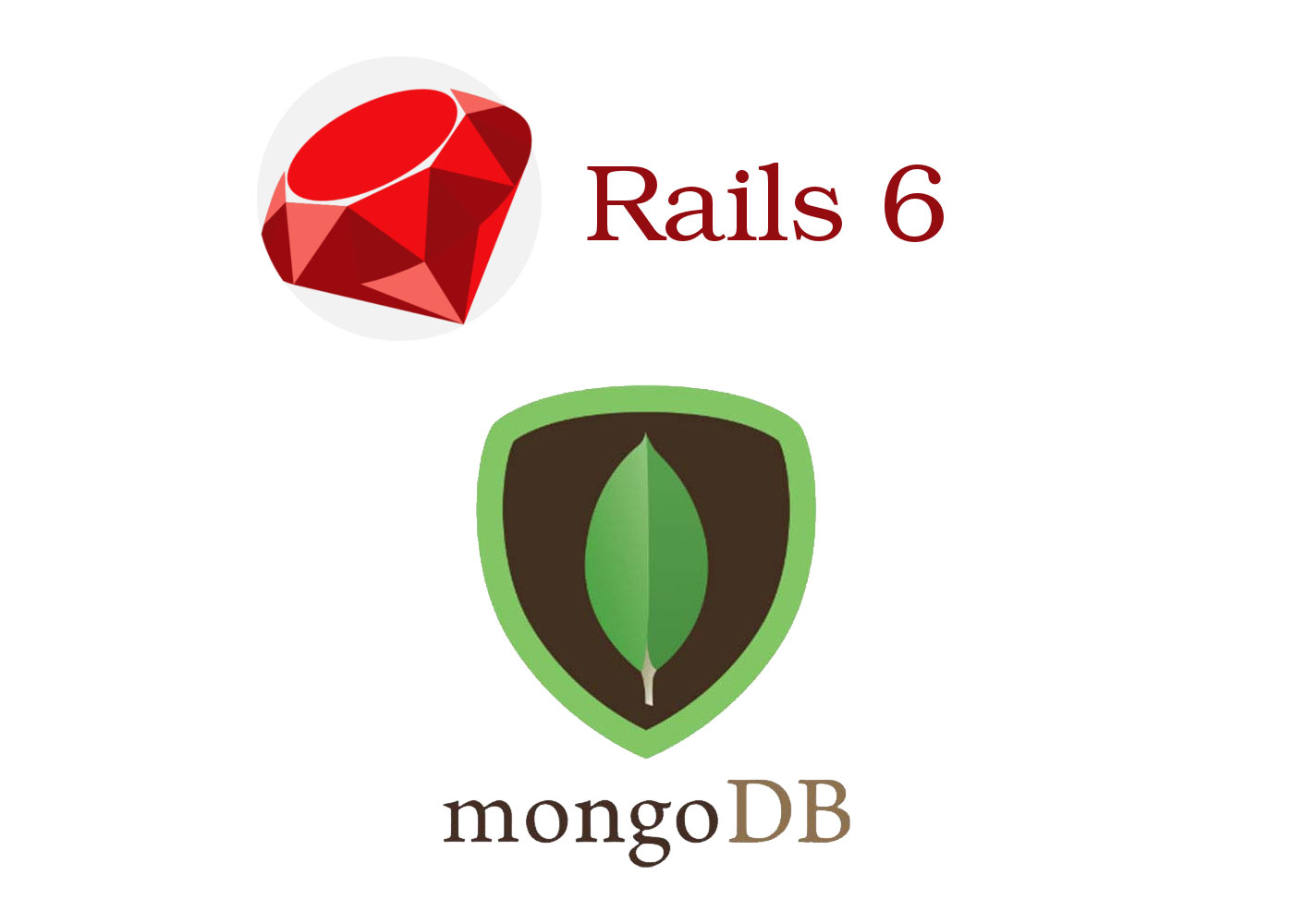 Setup Ruby on Rails 6 App with MongoDB under 5 Minutes