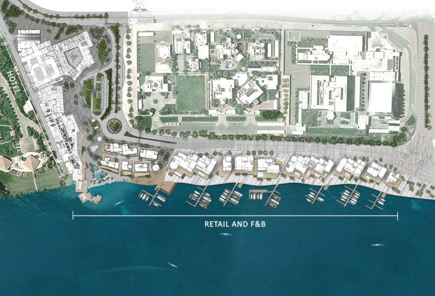 Contemporary Area of Al Seef