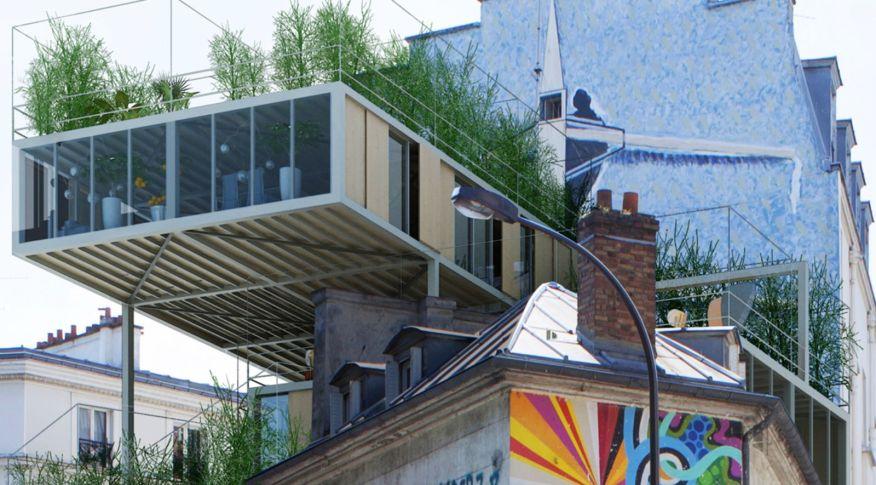 3box Democratic Houses