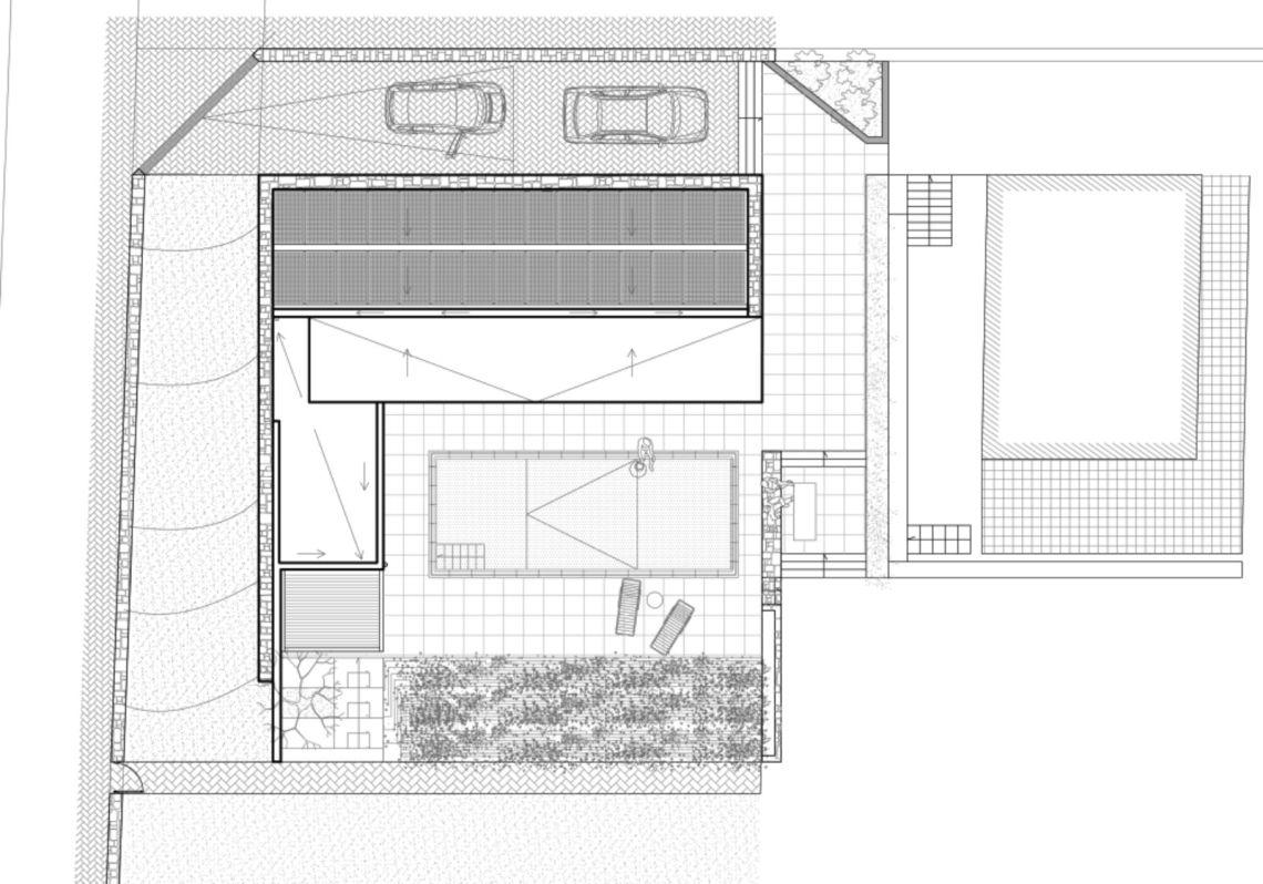 A summer house