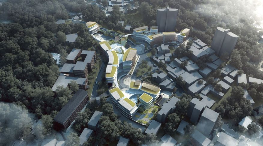 Taipei European School Yangmingshan Campus Redevelopment
