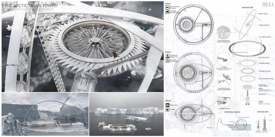 Arctic Saver Tower