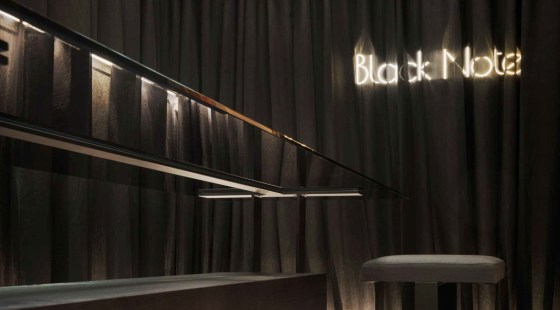Black Note LZF Lamps