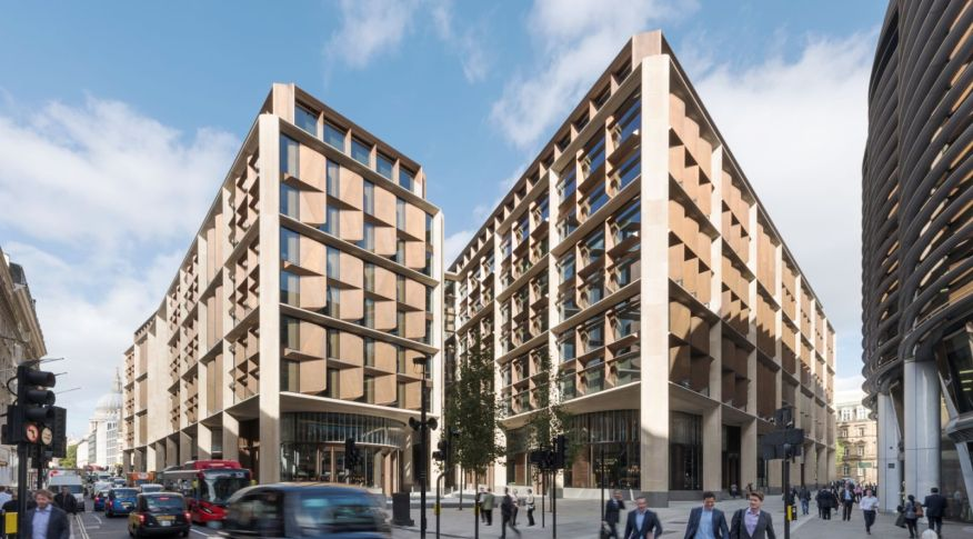 Sustainable Office Buildings London