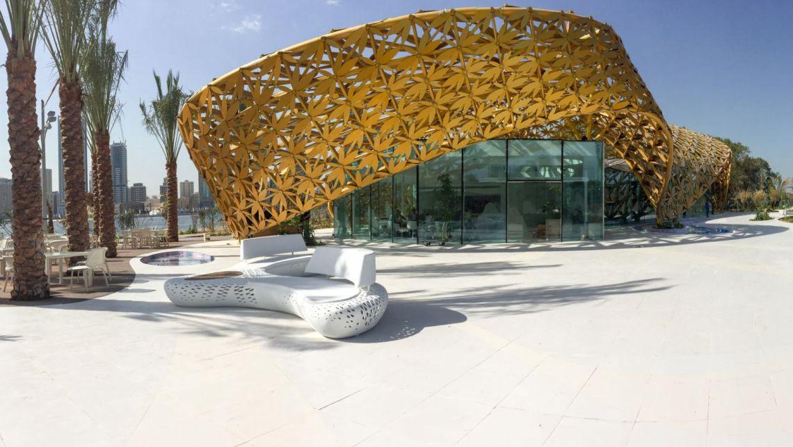 Butterfly Pavilion