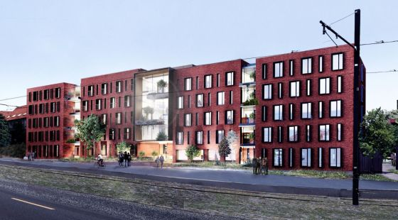 new hall of residence