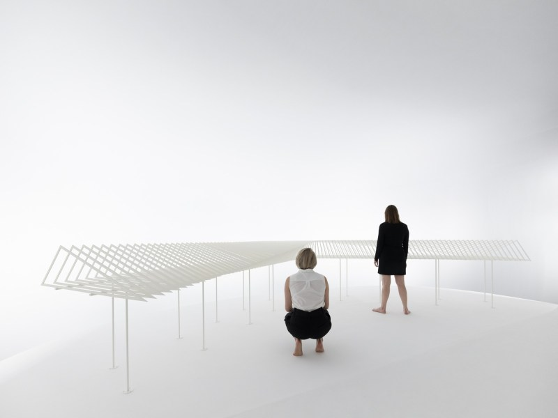 Dorte Mandrup at the 16th La Biennale