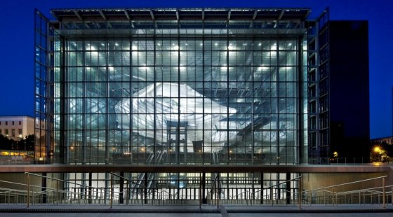 EUR Convention Hall and Hotel the Cloud