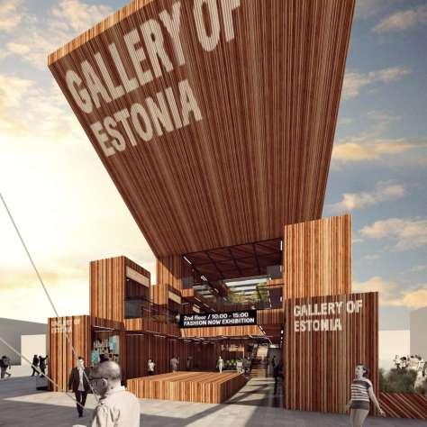 Estonian Pavilion