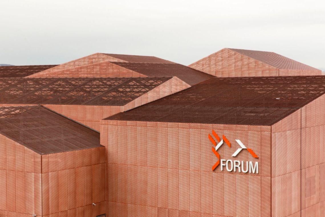 Forum in Saint-Louis