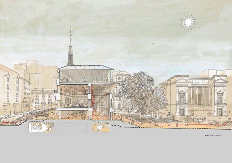 Prado Museum competition