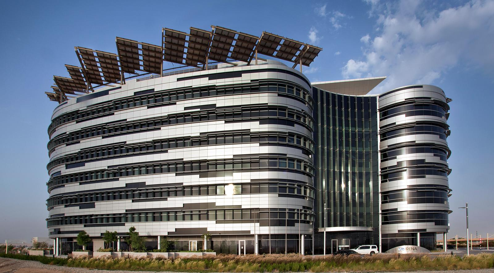 Global HQ for IRENA