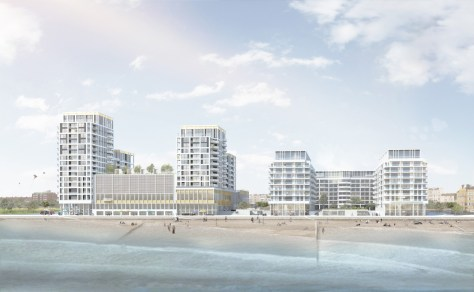 regeneration of the King Alfred Site and Seafront