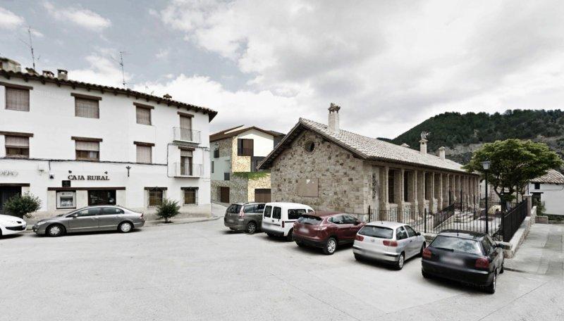 House in Rubielos de Mora