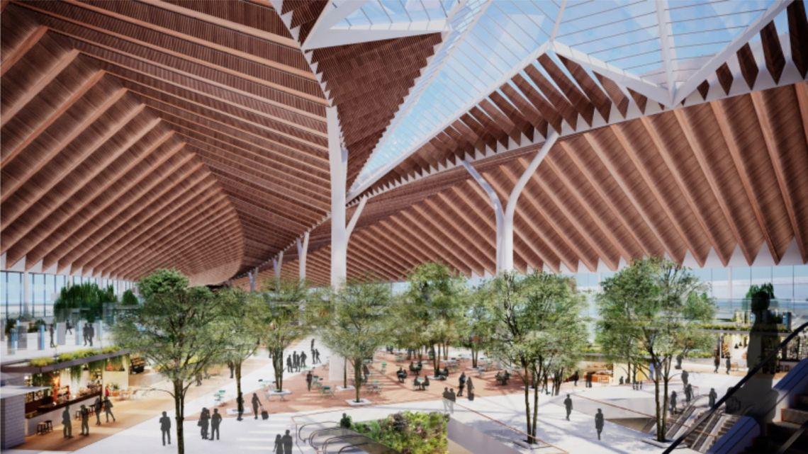 New Global Terminal
