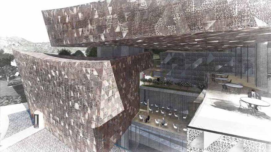 Jyeongchang Dong Art Complex