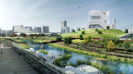 Longgang Riverfront