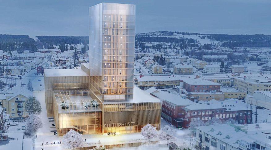 Kulturhus i Skellefteå