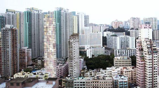 Hong Kong Pixel Homes