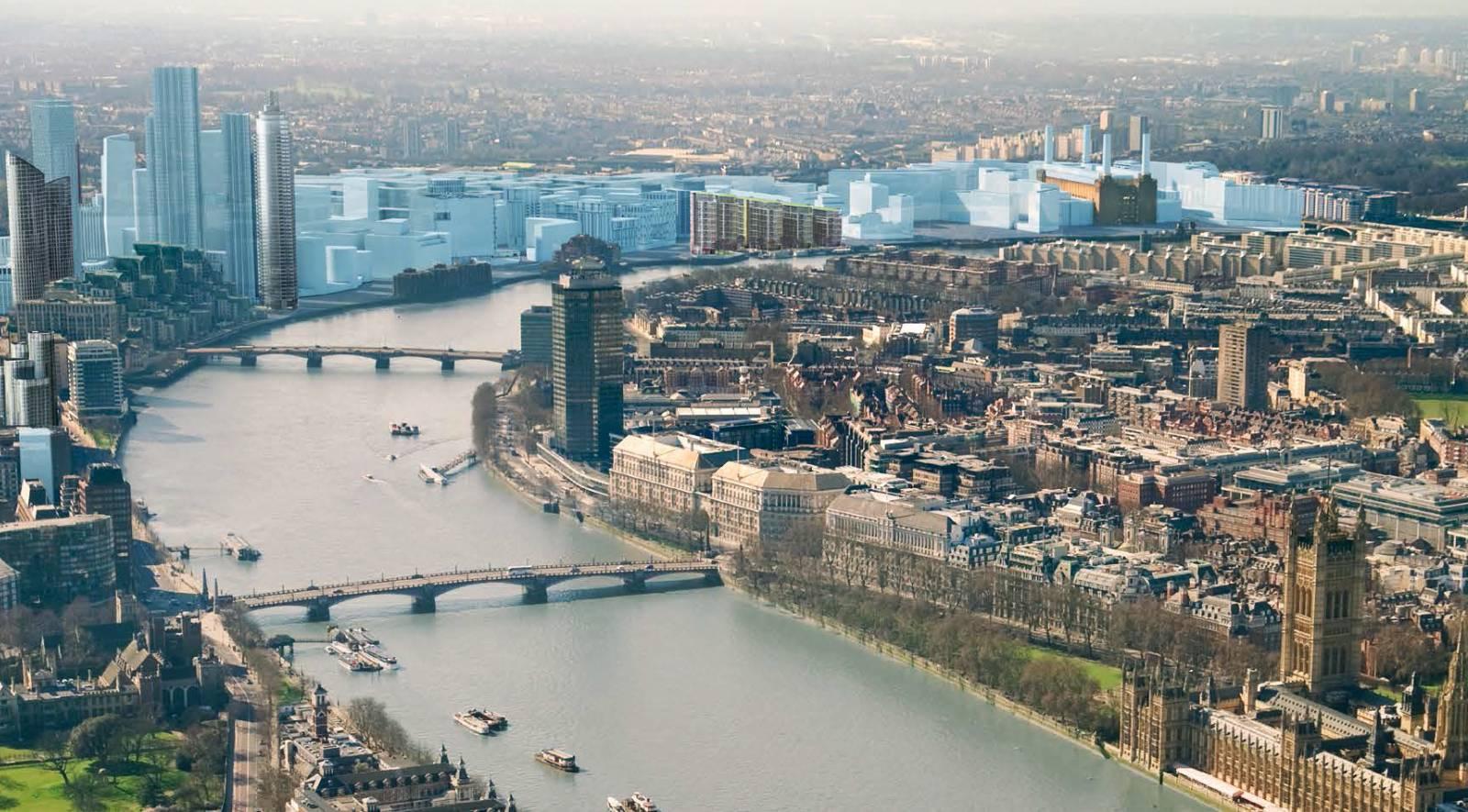 Battersea Bridge Competition