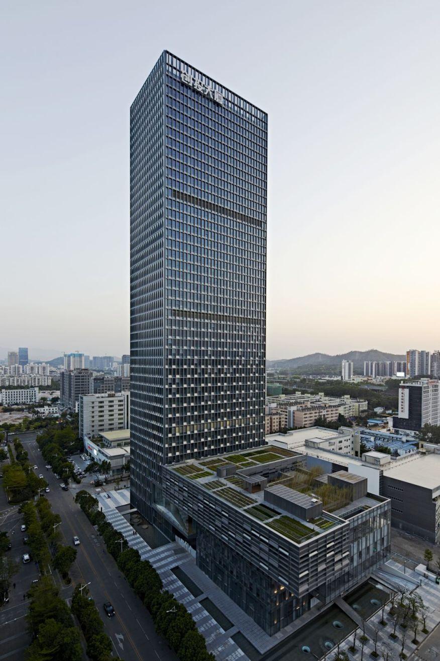 Longgang Chuangtou Tower
