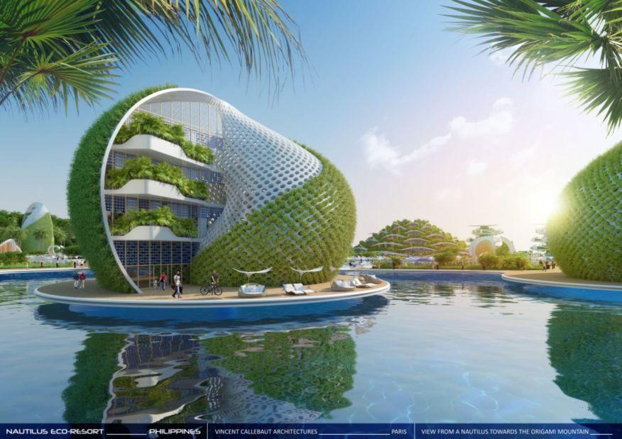 Nautilus Eco-Resort