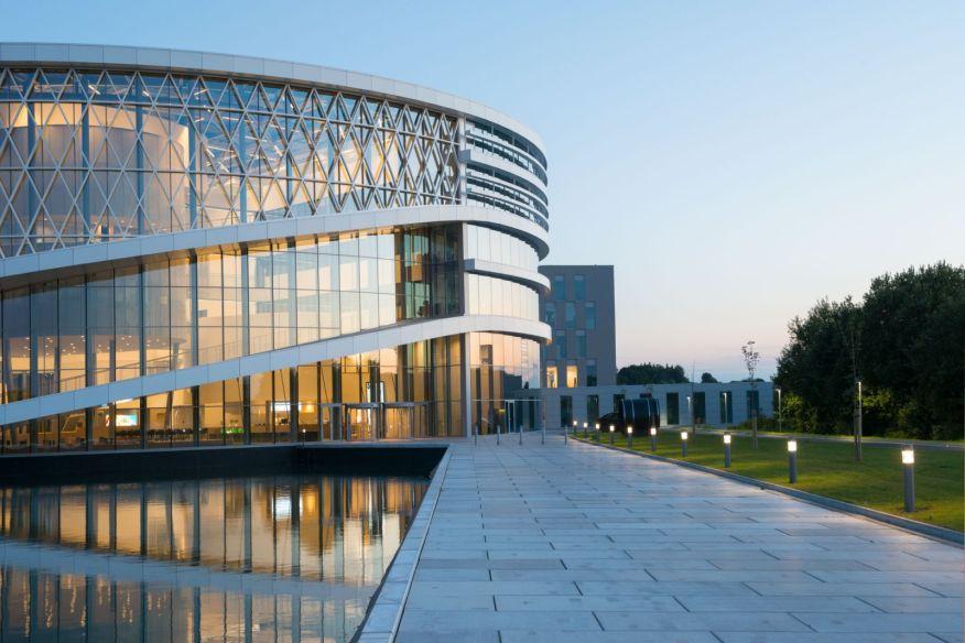New Barco headquarters