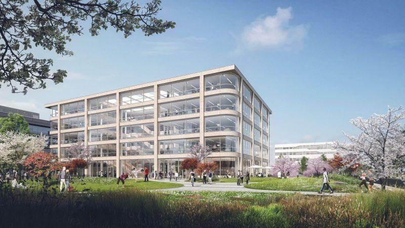 New Danone Headquarters