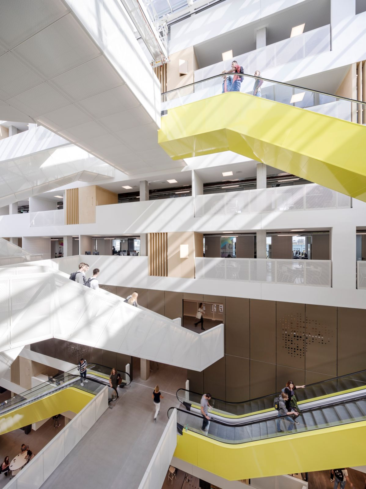 New education building