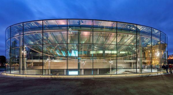 Entrance Hall Van Gogh Museum Hans Heeswijk Architecten Architecture