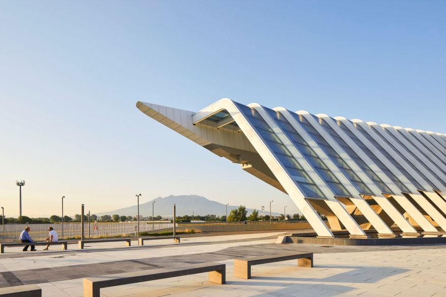 Napoli Afragola station