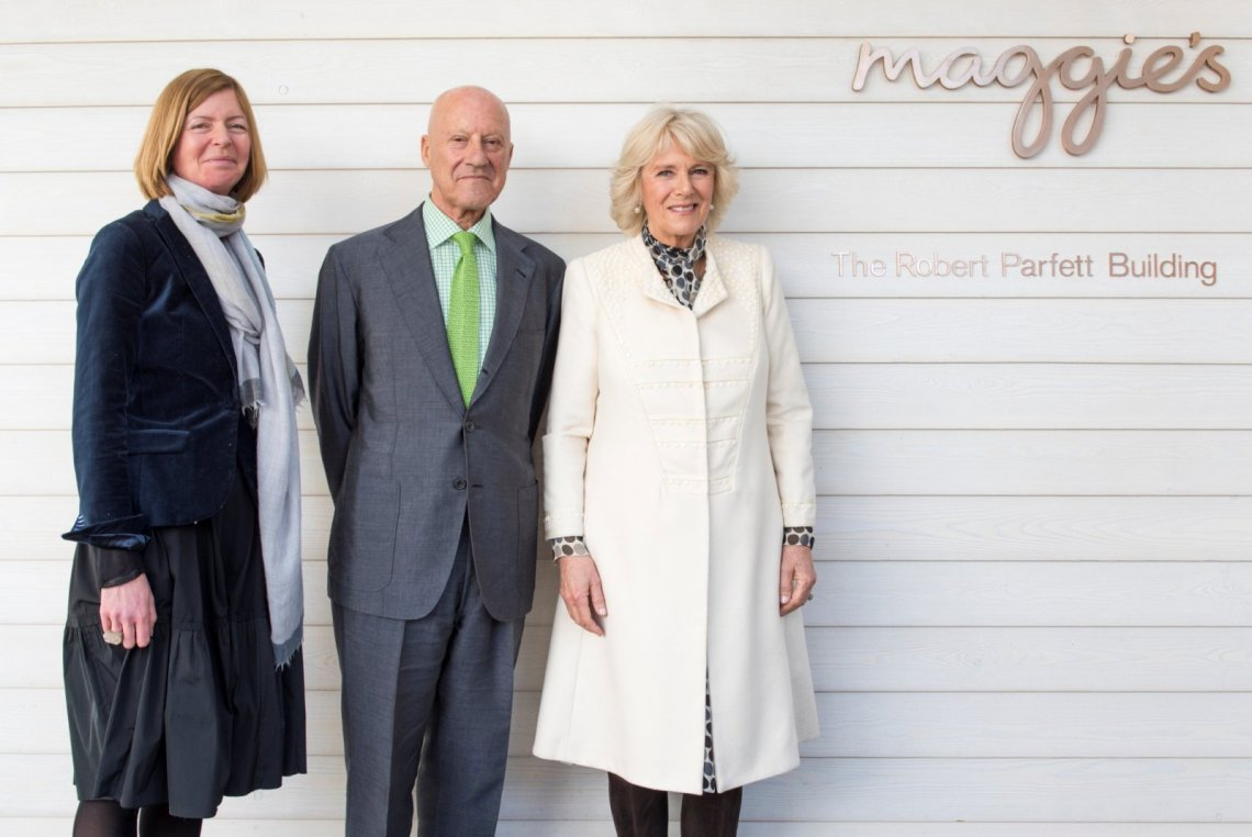 new Maggie's Cancer Centre in Manchester