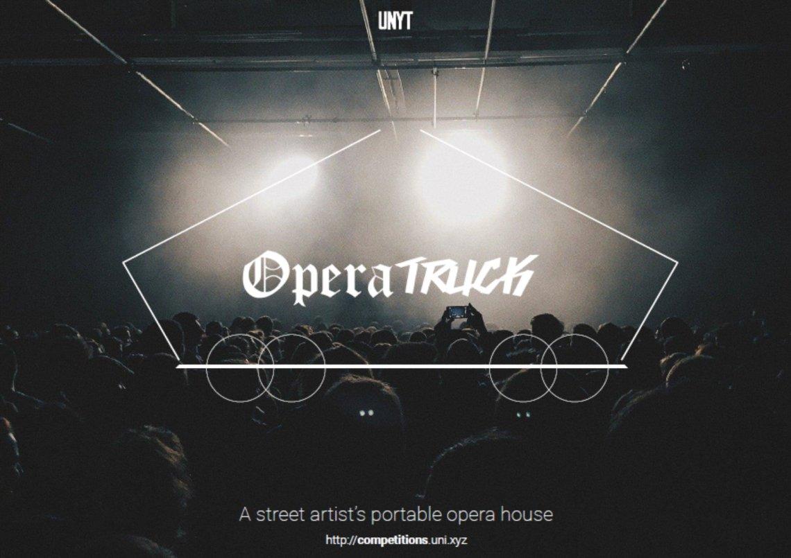 Opera Truck