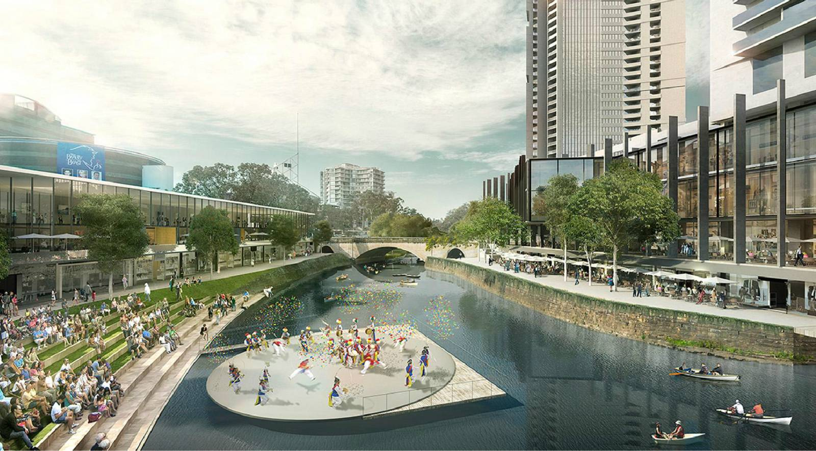 Parramatta City River Strategy