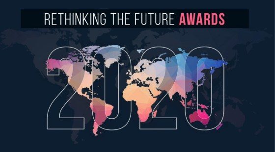Rethinking The Future Awards