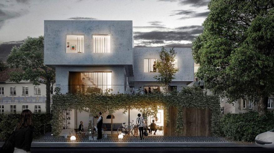 Pixel Villas