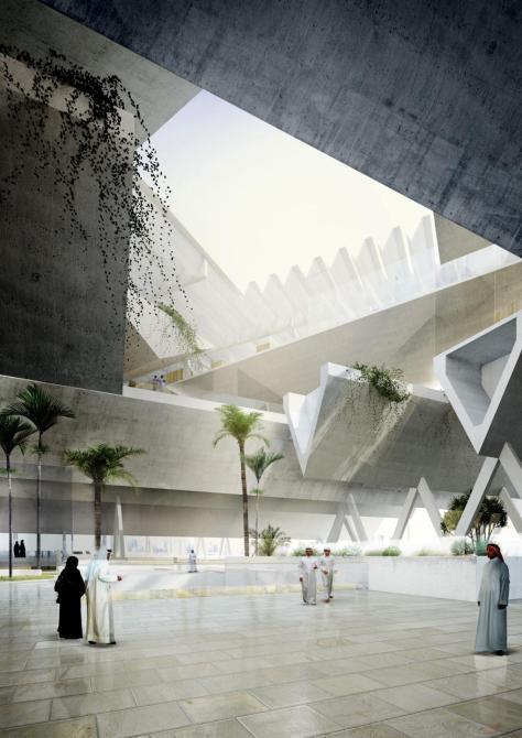 Qatar Courthouse