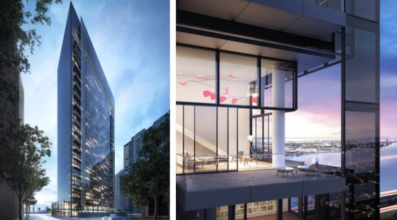 New 685 First Avenue Tower in Manhattan
