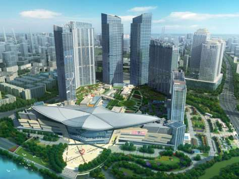 Shenyang New World Centre