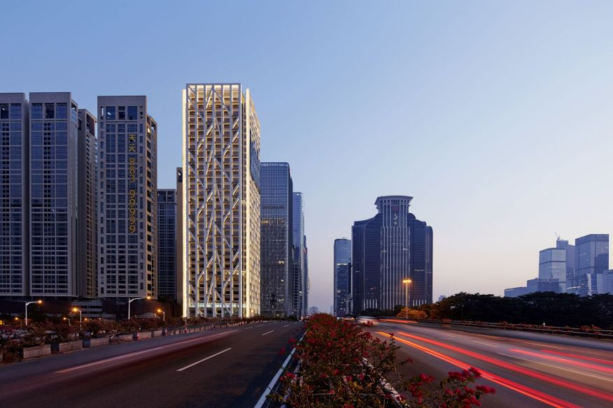 Shenzhen Gemdale Center
